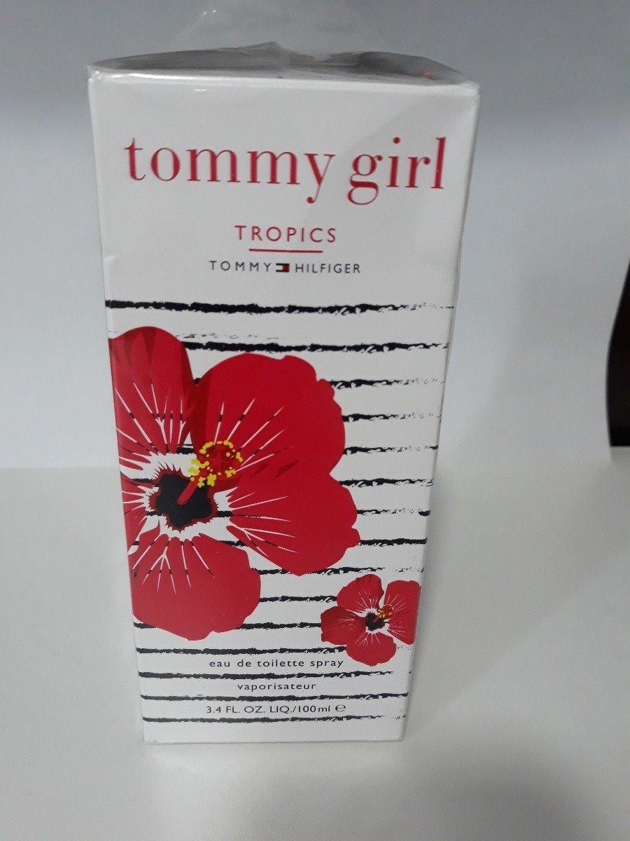 265fd4917 perfume tommy girl tropics 100 ml edt original eua. delícia! Carregando zoom .