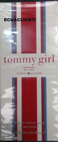 perfume tommy hilfiger girl 100ml original... no copias!!!!!