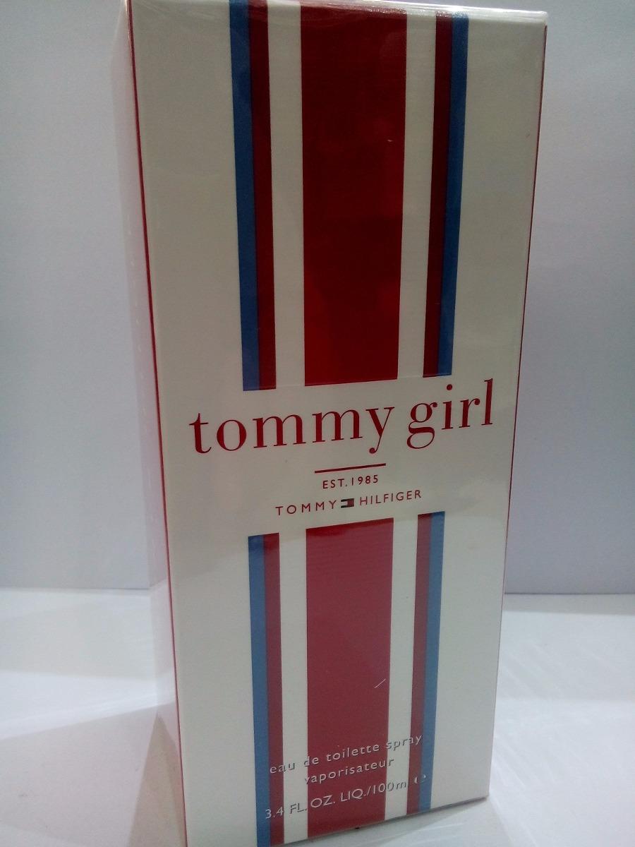 52da9d025 Perfume Tommy Girl Tommy Hilfiger 100 Ml Feminino Original - R  268 ...