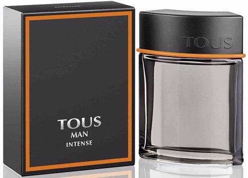 perfume tous hombre original 100ml envio gratis
