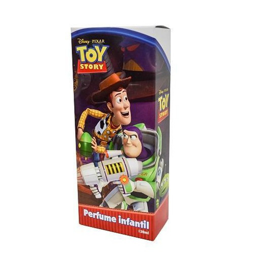 perfume toy story body splash 120ml