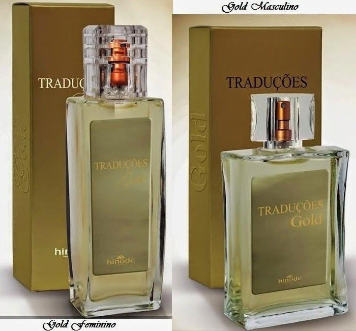 0cabe49107513 Perfume Traduções Gold Hinode - Escolha A Fragrância - 100ml - R  99,00 em  Mercado Livre