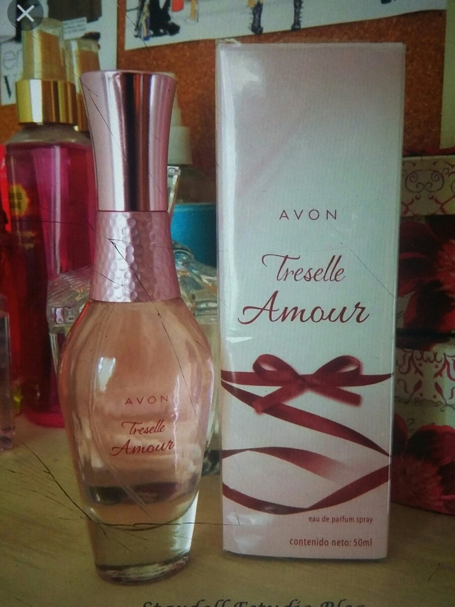 Perfume Treselle Amour Avon Mujer