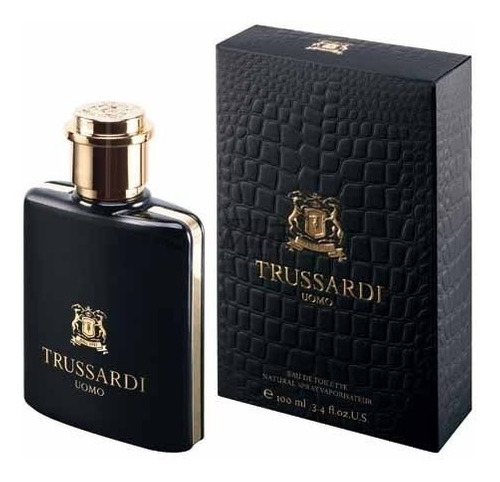 perfume trussardi uomo eau de toilette 100ml masc original