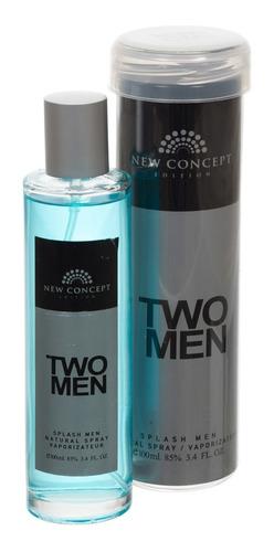 perfume two men 100ml