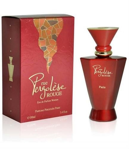 perfume ulric de varens rue pergolese rouge mujer 3.4oz 100m