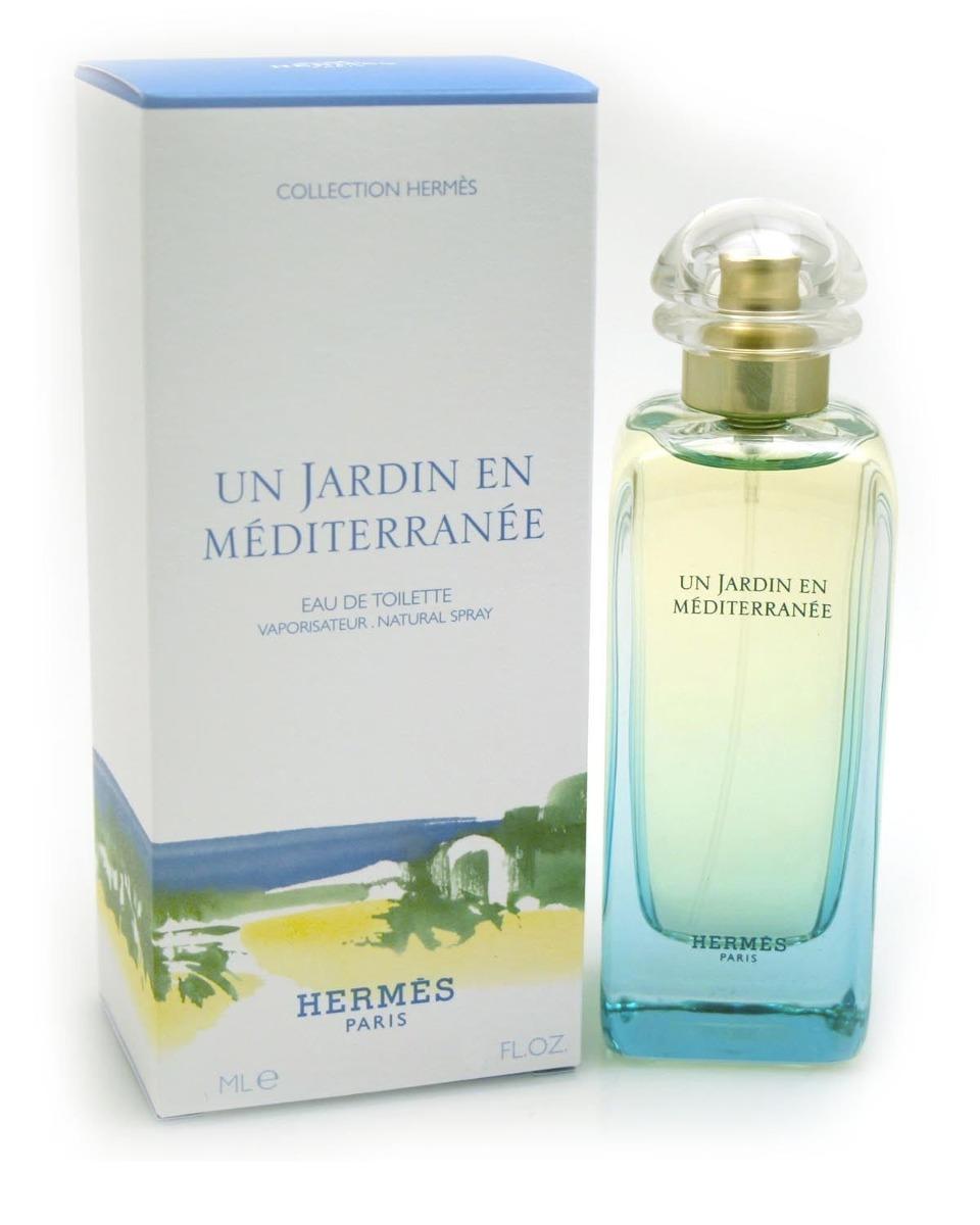 Hermes Perfume Jardin En Un Unisex Mediterranee 100ml HD9WE2I