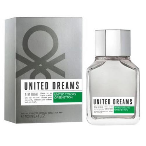 perfume united dreams aim high edt 100 ml