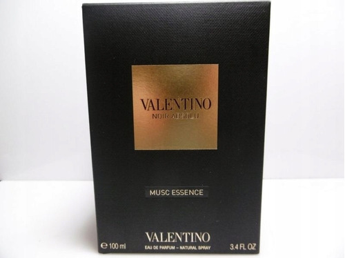 perfume valentino noir absolu musc essence 100ml original