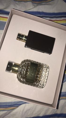 perfume valentino uomo set original