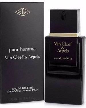 perfume van cleef 100 ml hombre