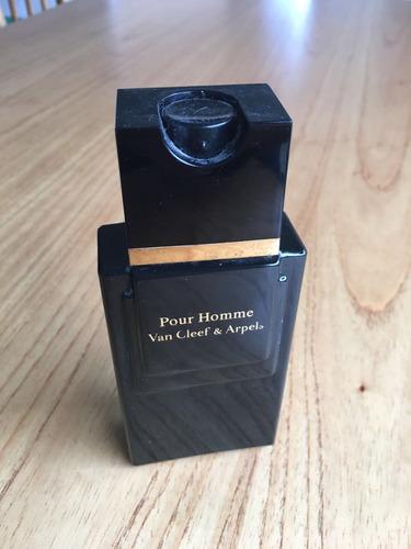 perfume van cleef  & arpels envase vacío original