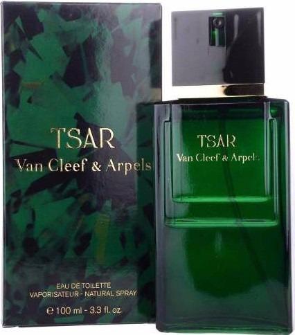 perfume van cleef  tsar original 100 ml envio hoy