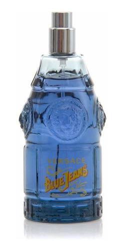 perfume versace blue jeans 75 men - l a $1599