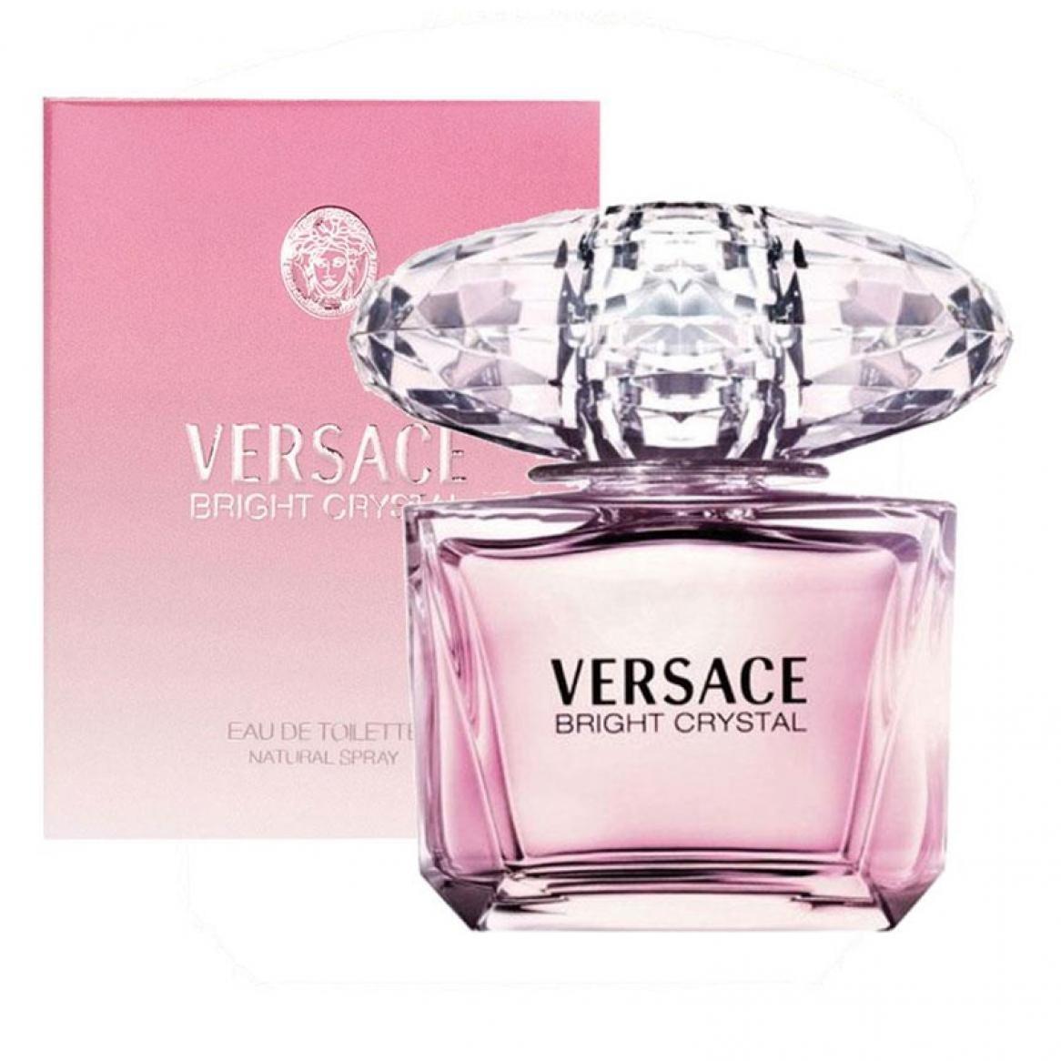 Perfume 90 Ml Bright Mujer Crystal Para Original Versace 0OyvmN8wn