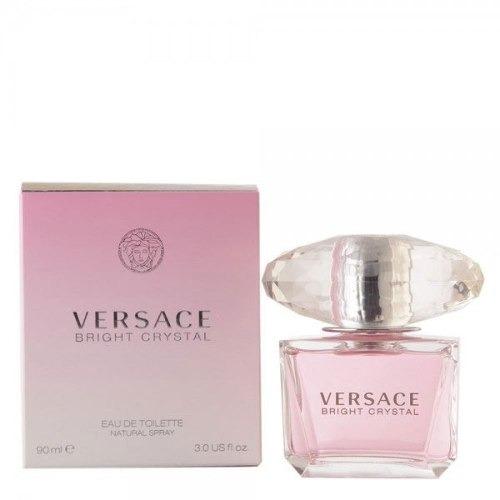 perfume versace bright crystal 90 ml women