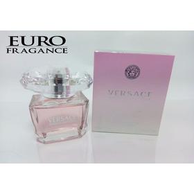 Perfume Versace Bright Crystal Para Dama 90 Ml