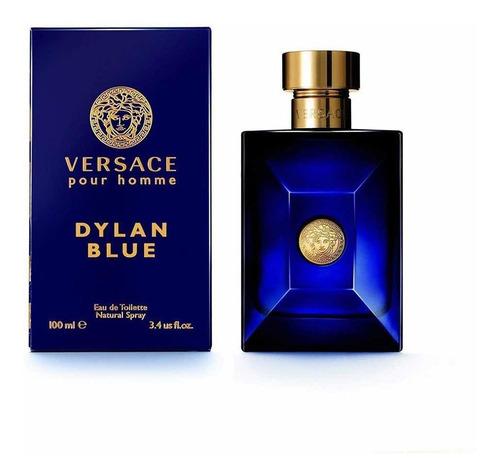 perfume versace dylan blue 100 ml hombr - l a $2599