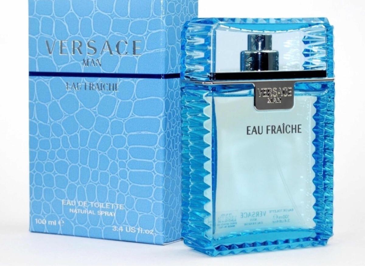 100 Ml Perfume Fraiche Versace Eau l1JcKTF