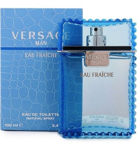 perfume versace eau fraiche 100 ml men