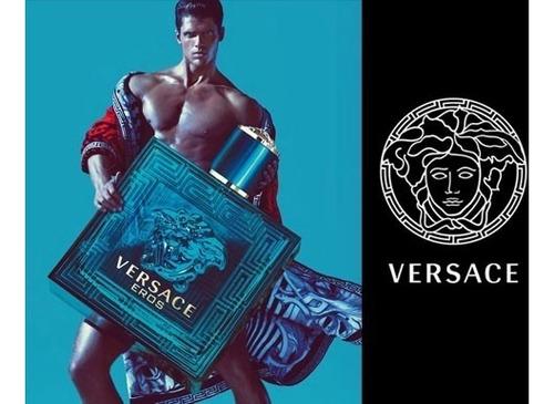 perfume versace eros for men 100 ml or - ml a $1090