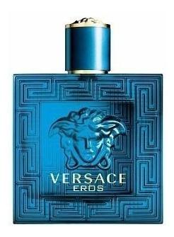 perfume versace eros masculino 100ml eau de toilette