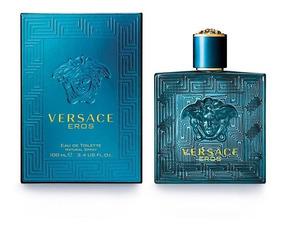 Edt Promo Perfume 50ml Eros Pour Homme Versace Original 2WEIYHe9D