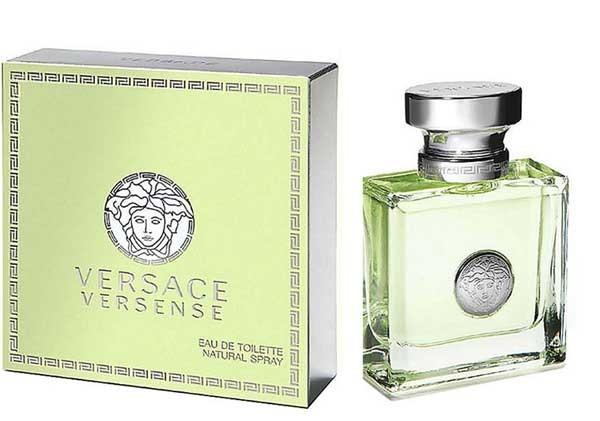 Mujer Versace Perfume 50ml Nuevo Versense sxotdBhrQC