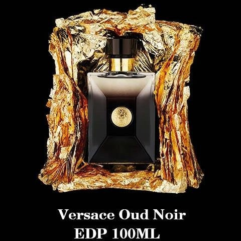 Perfume Versace Oud Noir Eau Parfum 100ml + Amostra! - R  508,00 em ... 2f98b4f2d8e