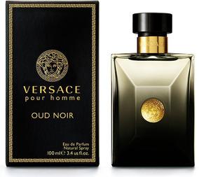 Homme Caballero Perfume Pour Para Oud 100 Ml Versace Noir b6yv7fYg