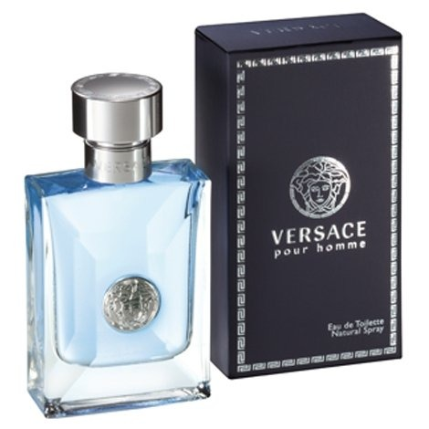 Perfume Versace Pour Homme Para Caballero Original -   1,250.00 en ... b28bd9b2622