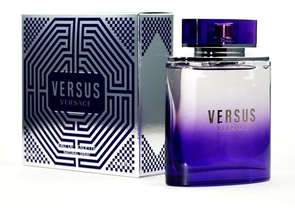 100ml 100Original Mujer Importado Perfume Versace Versus sQhrtd