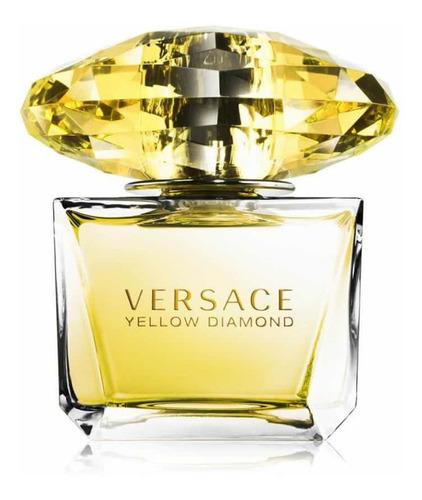 perfume versace yellow diamond 90 ml - l a $1332