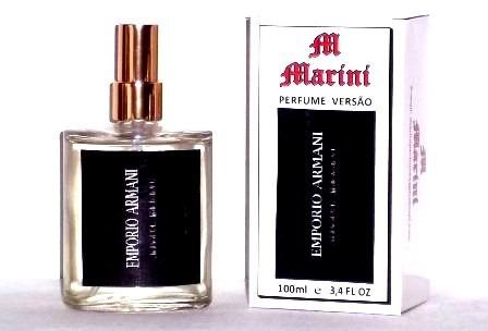 33a09704968 Perfume Versão   Similar Emporio Armani He 100 Ml Masculino. - R  75 ...