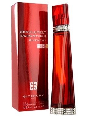 Irresistible Givenchy Dama Perfume 75ml Absolutely Very fygb67