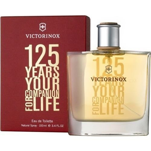 perfume victorinox 125 years your companion masc edt 100ml