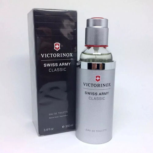perfume victorinox swiss army classic 100ml edt frete grátis