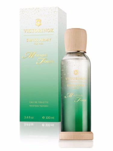 perfume victorinox swiss army mystique forest 100ml edt