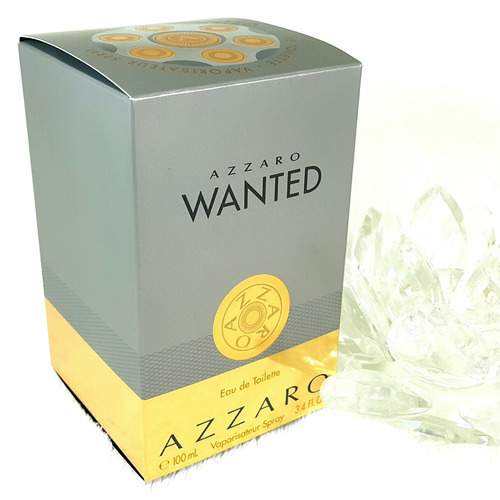 51921aa8ad perfume wanted 100ml azzaro frete grátis lacrado original !! Carregando zoom .