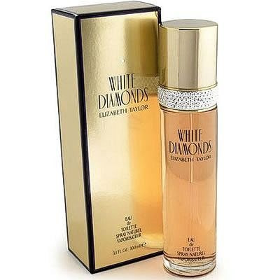 perfume white diamonds elizabeth taylor 100ml mujer original