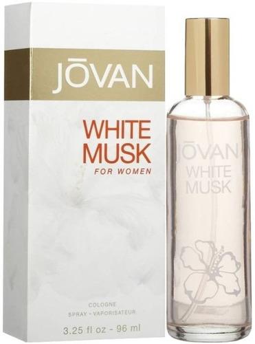 perfume white musk by jovan para mujer