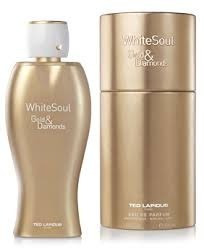 perfume white soul gold & diamonds edp 100ml original