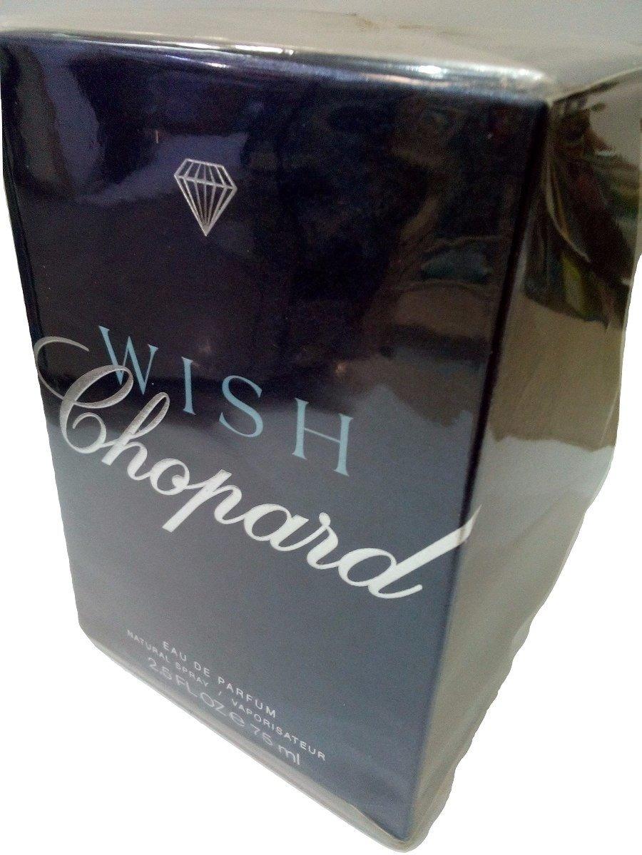 9d0d343a8 perfume wish chopard for women 75 ml edp feminino importado. Carregando  zoom.