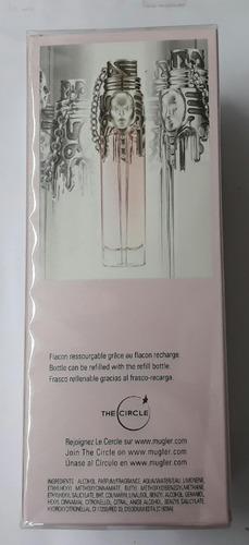 perfume womanity thierry mugler x 80ml original caja cerrada