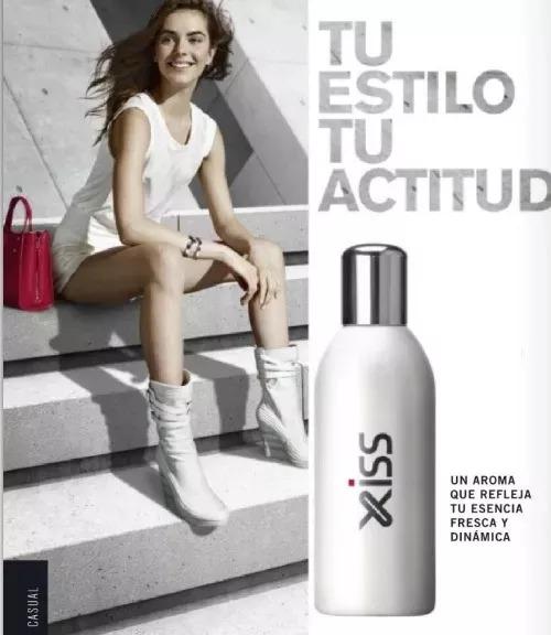 f4918ef7f Perfume Xiss O Xiss 2.0 Unique Mujer Original Y Sellado! - S/ 38,00 ...