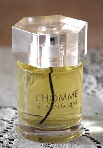 100ml Saint Laurent Yves Perfume L´homme uwOkPXZiT