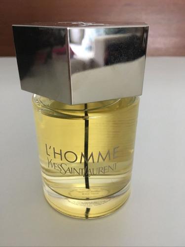 perfume yves saint laurent lhomme