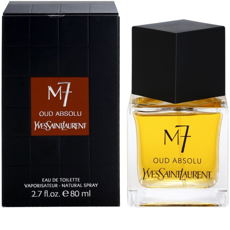 Absolu 80 Perfume Yves Laurent Saint M7 Oud Ml Edt Ysl KFJ3T1lc
