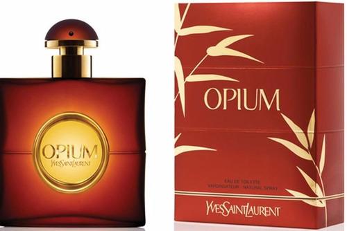 perfume yves saint laurent opium 100 ml original envio hoy