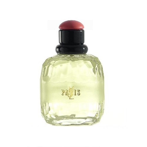 perfume yves saint laurent  paris 125ml para mujer